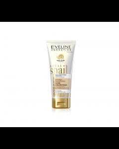 Crema-Masca Pentru Maini Eveline Cosmetics, Royal Snail Therapy, 100 ml