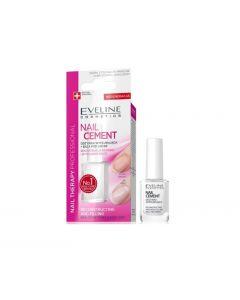 Tratament de unghii, Eveline Cosmetics, Cement, reparator, 12 ml