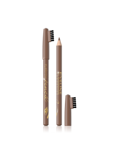 Creion pentru sprancene Eveline Cosmetics nuanta blonde