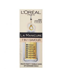Ser unghii L'Oreal Paris La Manicure Miracle Nail Repair 7 in 1, 5 ml