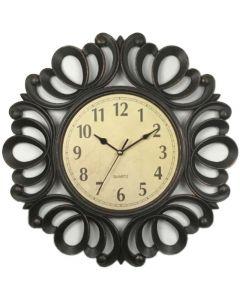 Ceas  vintage pentru perete , Negru  ,Grunberg ,KLJ2929