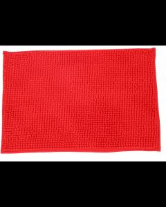 Covoras Intrare ,Microfibra,GRUNBERG 40 x 60 cm, 1 kg, Rosu,