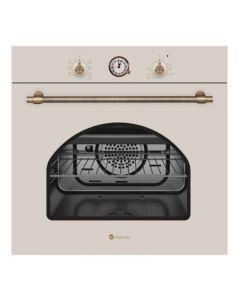 Cuptor electric incorporabil rustic Studio Casa Dolce Vita 60 Beige