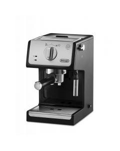 Espressor manual DeLonghi ECP 33.21, 1100 W, 15 bar, 1.1 l, Inox