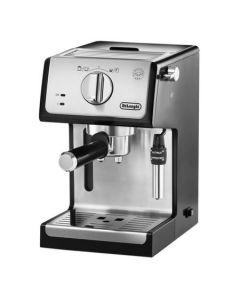 Espressor cu pompa De'Longhi ECP 35.31, 1100 W, 15 bar, 1.1 l, Negru