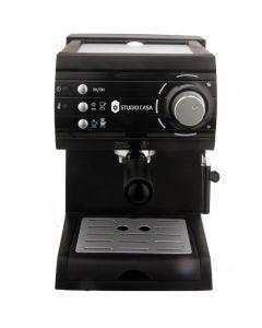 Espressor cu pompa Studio Casa SC422 Aroma, 1050 W, 15 bar, 1.5 l, Negru