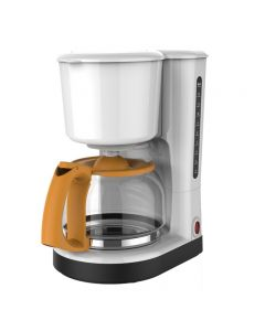Filtru de cafea Studio Casa FC18.1 United Colors of Cities, 870 W, 1.25 l, Carafa sticla, Multicolor