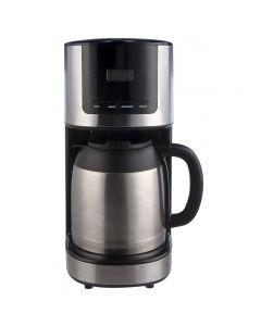 Filtru de cafea Studio Casa SC218 Cooking Expert, 900 W, 1.5 l, Afisaj digital, Vas cafea termo din inox