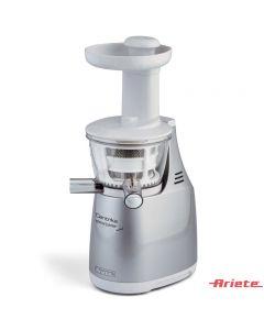Storcator Centrika Slow Juicer Metal Ariete 0168, 150W, Presare la rece