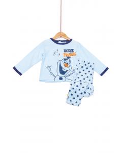 Pijama bebe  Olaf 6/36 luni