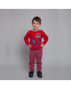 Pijama bebe  Mickey 6/36 luni