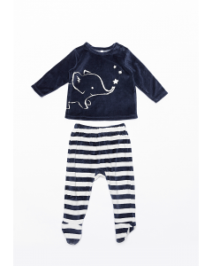 Pijama nou născut 0/6 luni