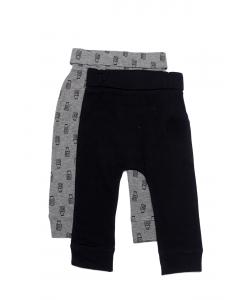 Set 2x pantaloni nou născut 0/12 luni
