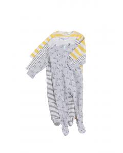 Setx3 salopete noapte bebe 1/23 luni