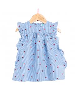 Bluză bebe 6/36 luni