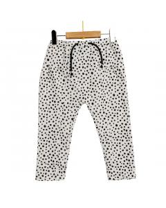 Pantaloni fleece bebe 9/36 luni