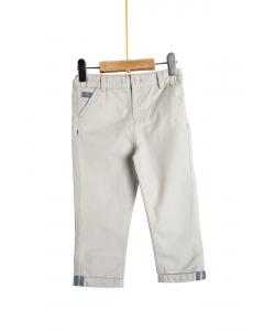 Pantaloni twill bebe 9/36 luni