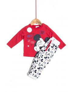 Set tricou și pantaloni bebe 6/36 luni Disney