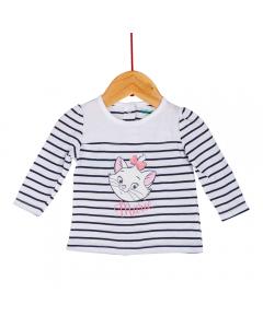 Bluză mânecă lungă bebe 6/36 luni Marie