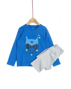 Pijama băieți 2/8 ani