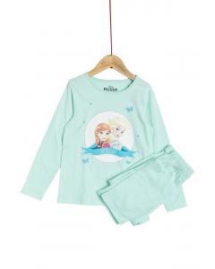 Pijama fete 2/8 ani
