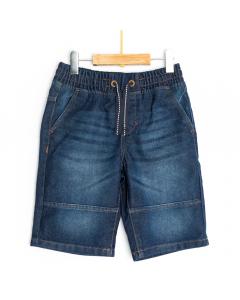 Bermude jeans băieți 2/14 ani
