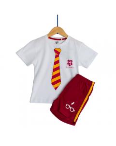 Pijama copii 4/8 ani Harry Potter