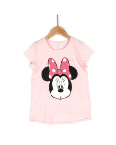 Tricou mânecă scurtă fete 2/8 ani