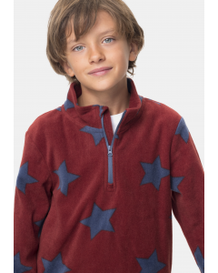 Jachetă sport băieți 3/14 ani