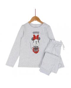 Pijama fete 2/8 ani Minnie