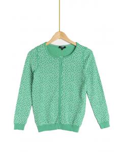 Jachetă tricotată damă S/XXL