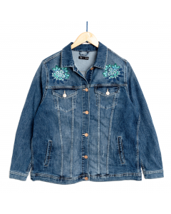 Jachetă jeans damă 46/56