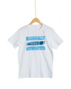 Tricou imprimat mânecă scurtă bărbați S/XXL