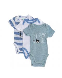 Set 3 body bebe 3/36 luni