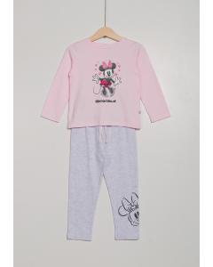 Pijama bebe 9/36 luni Minnie