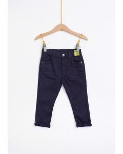 Pantaloni twill bebe 6/36 luni