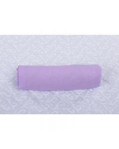 BabyNeeds Cearceaf cu elastic pentru patut de 140x 70 cm lila