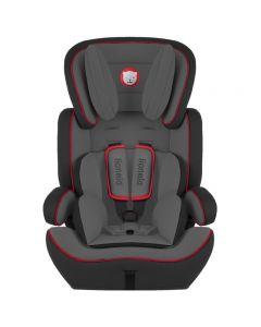 Scaun auto copii 9-36 Kg Levi Plus Black/ Red Lionelo