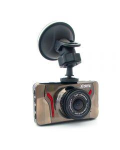 Camera auto DVR Xblitz Ghost, Full HD, unghi de filmare 120 de grade, WDR, senzor G