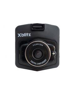 Camera auto DVR Xblitz Limited, Full HD, unghi de filmare 120°, WDR, senzor G, functie SOS, neagra
