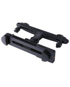 Suport auto cu prindere pe tetiera Aukey HD-C41, rotire 360 de grade, reglabil intre 3.5'' - 13.5'', negru