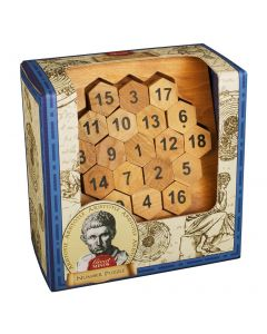 Joc de inteligenta, Professor Puzzle, Great Minds - Aristotle's Number Puzzle