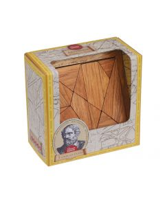 Joc de inteligenta, Professor Puzzle, Great Minds - Archimede's Tangram Puzzle