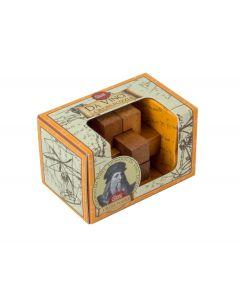 Joc de inteligenta, Professor Puzzle, Great Minds - Da Vinci's Cross puzzle