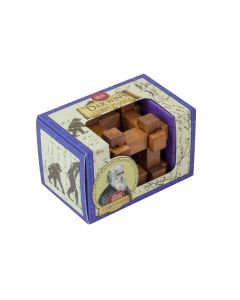 Joc de inteligenta, Professor Puzzle, Great Minds - Darwin's Chest mini Puzzle