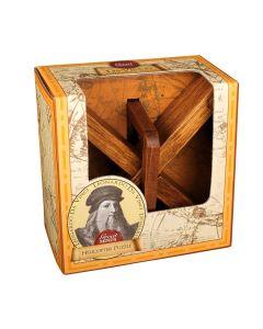 Joc de inteligenta, Professor Puzzle, Great Minds - Da Vinci's Helicopter Puzzle