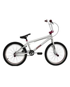 BICICLETA DHS BMX JUMPER 2005 (2018) 285mm Gri deschis