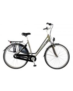 "Bicicleta Oras Devron 2830 Darwin L 530mm Gri Mat 28"""