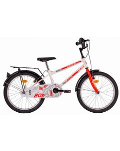 Bicicleta Copii DHS TRAVEL 2003 2017 Alb