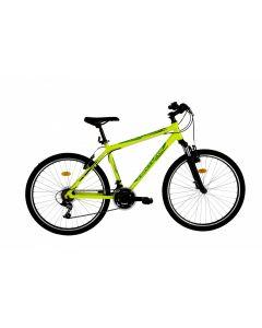 """Bicicleta MTB Venture 2621 495mm Verde 26"""""""